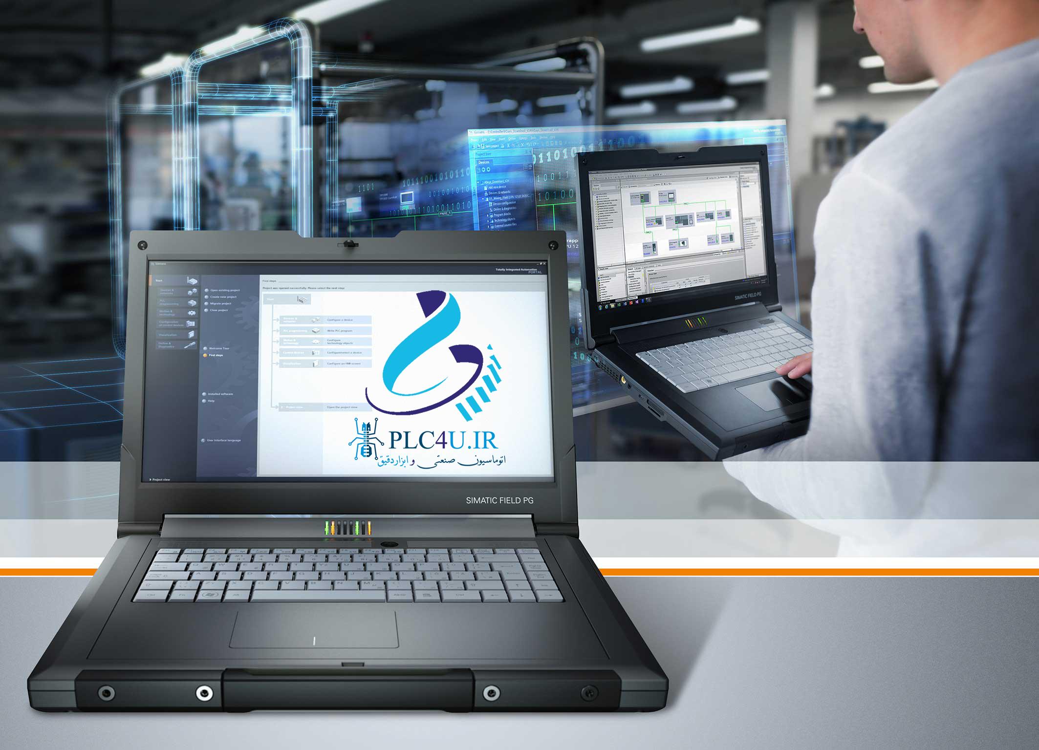 نرم افزار STEP7 MicroWin مربوط به PLC های S7-200
